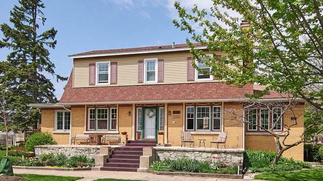 1101 N Humphrey Avenue, Oak Park, IL 60302 (MLS #10489951) :: Berkshire Hathaway HomeServices Snyder Real Estate