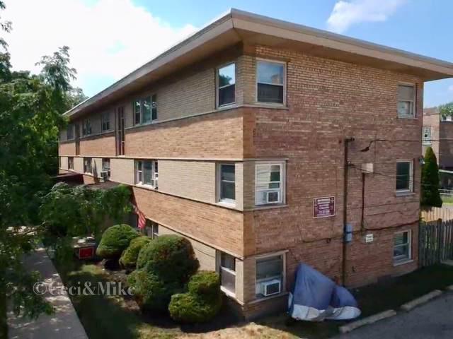4128 W Cullom Avenue 2B, Chicago, IL 60641 (MLS #10489995) :: Ryan Dallas Real Estate
