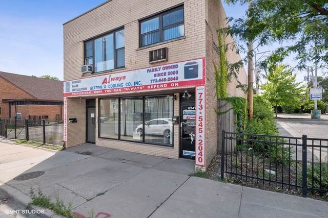 6341 W Belmont Avenue, Chicago, IL 60634 (MLS #10490022) :: Berkshire Hathaway HomeServices Snyder Real Estate