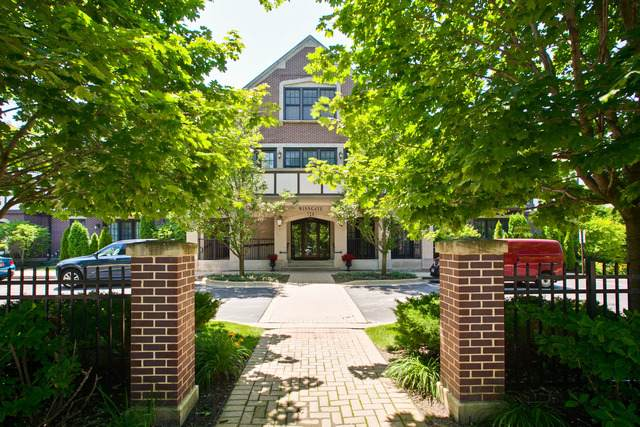 720 Green Bay Road 2B, Winnetka, IL 60093 (MLS #10490025) :: Berkshire Hathaway HomeServices Snyder Real Estate