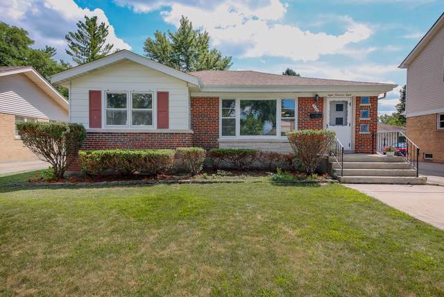 808 Parkside Drive, Wheaton, IL 60187 (MLS #10490044) :: Property Consultants Realty