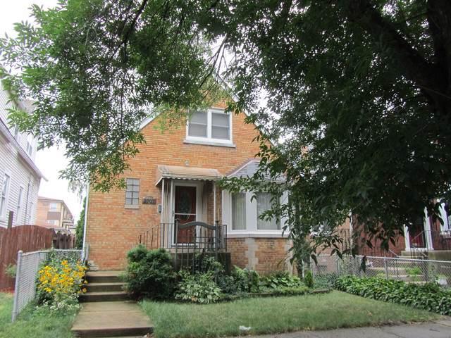 2707 N 73rd Avenue, Elmwood Park, IL 60707 (MLS #10490045) :: Angela Walker Homes Real Estate Group