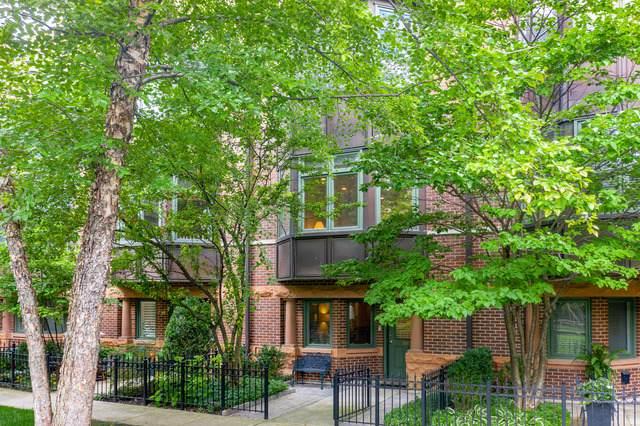 1351 W Altgeld Street 3F, Chicago, IL 60614 (MLS #10490050) :: Baz Realty Network | Keller Williams Elite