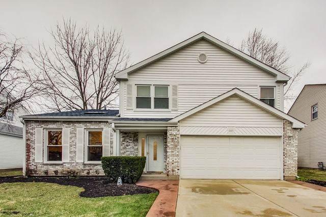 1145 Devonshire Road, Buffalo Grove, IL 60089 (MLS #10490082) :: The Perotti Group | Compass Real Estate