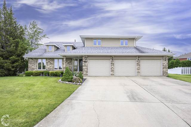 17700 Bayberry Lane, Tinley Park, IL 60487 (MLS #10490093) :: Property Consultants Realty