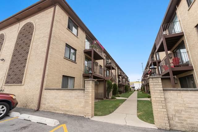 7204 W Wrightwood Avenue 3S, Elmwood Park, IL 60707 (MLS #10490095) :: Angela Walker Homes Real Estate Group