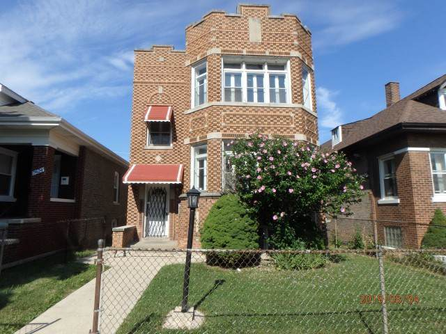 7622 S Marshfield Avenue, Chicago, IL 60620 (MLS #10490142) :: Property Consultants Realty