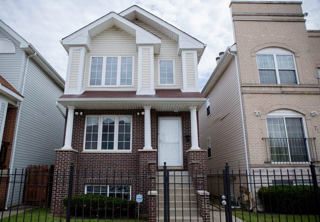 7217 S Vincennes Avenue, Chicago, IL 60621 (MLS #10490153) :: Angela Walker Homes Real Estate Group
