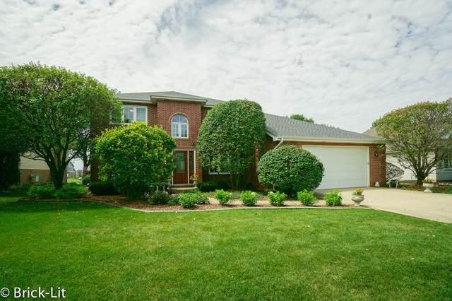 791 Princeton Lane, New Lenox, IL 60451 (MLS #10490206) :: Property Consultants Realty