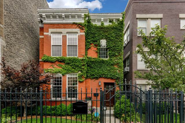 1512 N Talman Avenue, Chicago, IL 60622 (MLS #10490240) :: The Perotti Group | Compass Real Estate