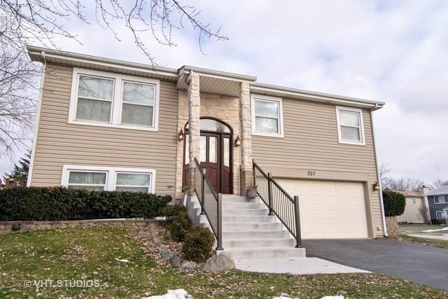 237 Gingerbrook Lane, Bartlett, IL 60103 (MLS #10490244) :: Suburban Life Realty