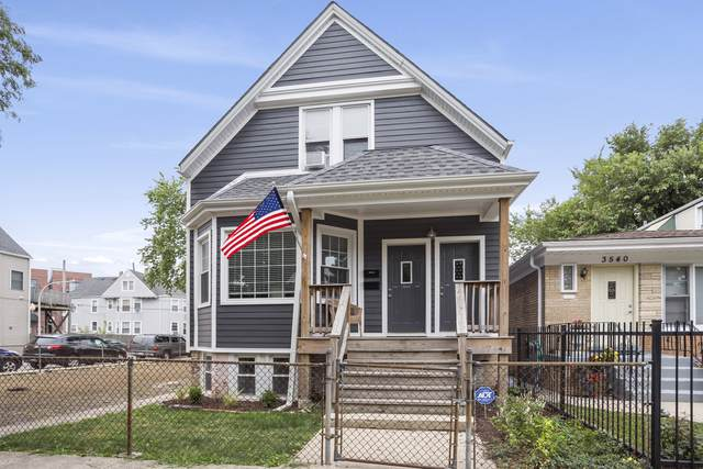 3538 N Albany Avenue, Chicago, IL 60618 (MLS #10490254) :: Angela Walker Homes Real Estate Group