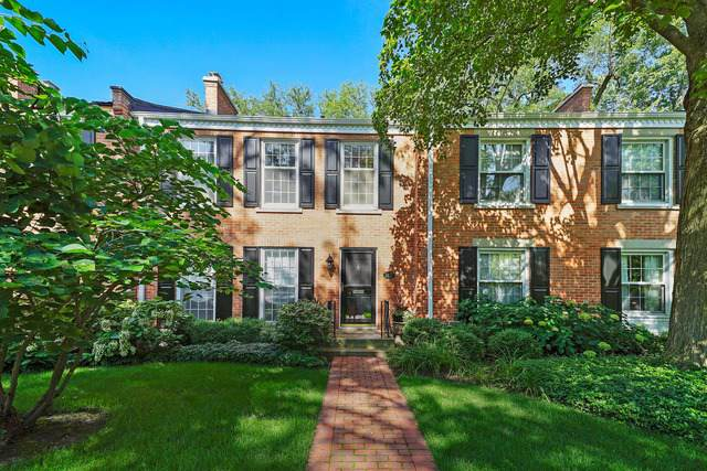 1417 Sheridan Road, Wilmette, IL 60091 (MLS #10490314) :: Angela Walker Homes Real Estate Group