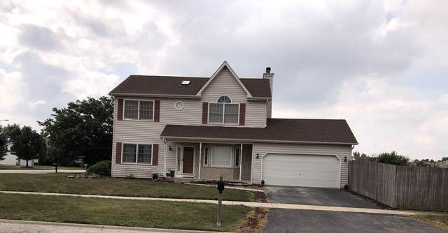 5507 Feathercreek Road, Matteson, IL 60443 (MLS #10490331) :: Angela Walker Homes Real Estate Group