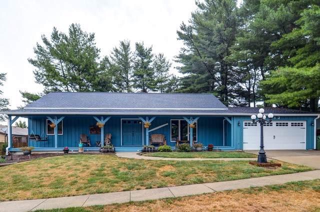 412 Jennifer Court, Mahomet, IL 61853 (MLS #10490332) :: Berkshire Hathaway HomeServices Snyder Real Estate