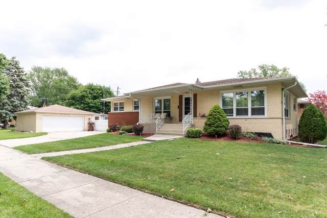 10101 Buell Court, Oak Lawn, IL 60453 (MLS #10490334) :: Ryan Dallas Real Estate
