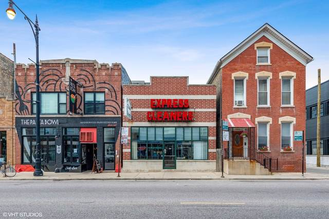 1850 North Avenue, Chicago, IL 60622 (MLS #10490335) :: The Perotti Group | Compass Real Estate
