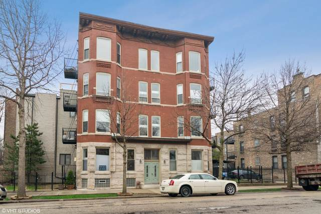 921 N Campbell Avenue 4N, Chicago, IL 60622 (MLS #10490338) :: The Perotti Group   Compass Real Estate