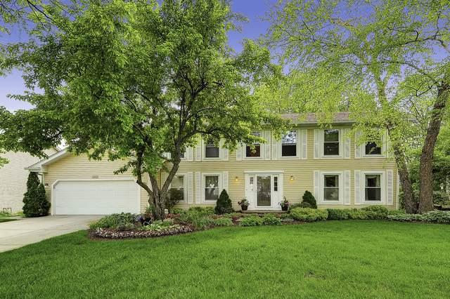 5182 Barcroft Court, Hoffman Estates, IL 60010 (MLS #10490363) :: Angela Walker Homes Real Estate Group