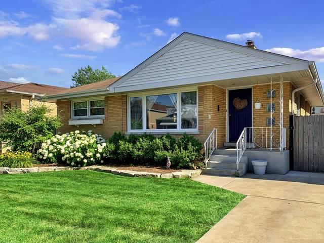 7741 W Columbia Avenue, Chicago, IL 60631 (MLS #10490366) :: The Perotti Group   Compass Real Estate