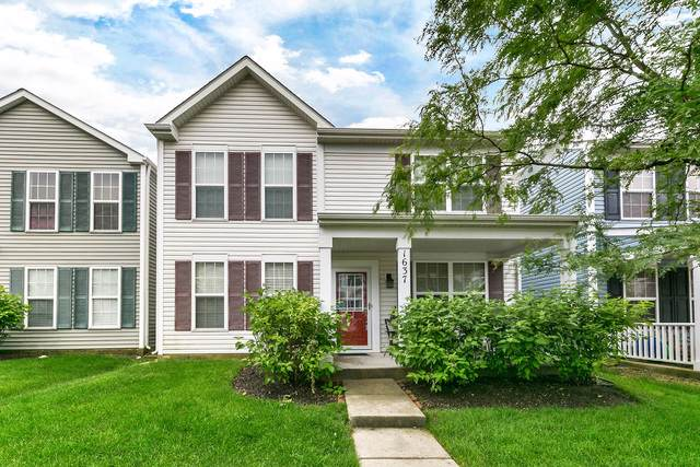 1637 Victoria Park Circle, Aurora, IL 60504 (MLS #10490414) :: Touchstone Group