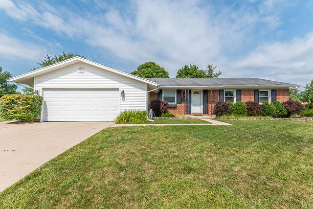 3690 Winston Place, Hoffman Estates, IL 60192 (MLS #10490420) :: Berkshire Hathaway HomeServices Snyder Real Estate