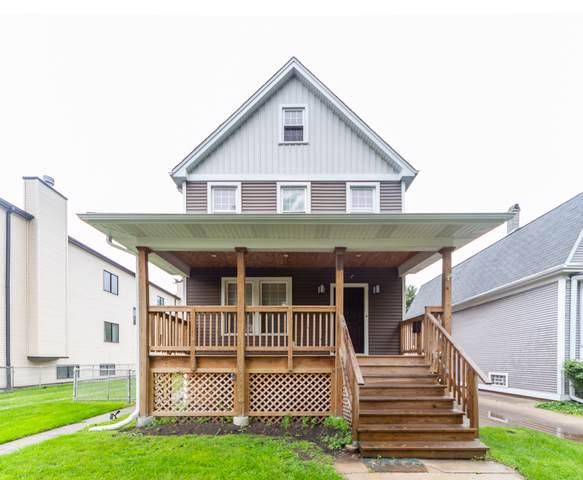 4622 N Kilbourn Avenue, Chicago, IL 60630 (MLS #10490432) :: Ryan Dallas Real Estate