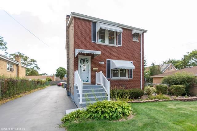 8835 S 52nd Avenue, Oak Lawn, IL 60453 (MLS #10490439) :: Ryan Dallas Real Estate