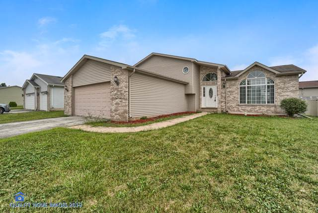 623 Farm View Road, University Park, IL 60484 (MLS #10490470) :: Berkshire Hathaway HomeServices Snyder Real Estate