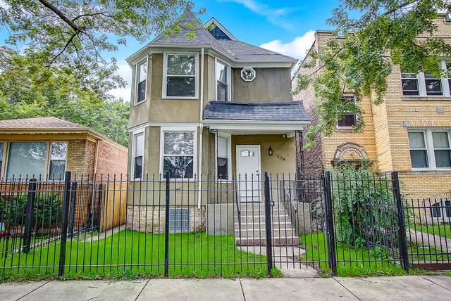 7004 S Claremont Avenue, Chicago, IL 60636 (MLS #10490488) :: Angela Walker Homes Real Estate Group