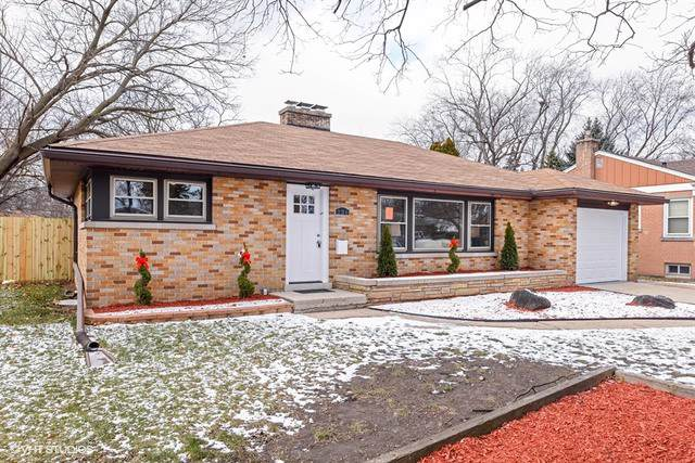 234 Tioga Avenue, Bensenville, IL 60106 (MLS #10490493) :: The Perotti Group | Compass Real Estate