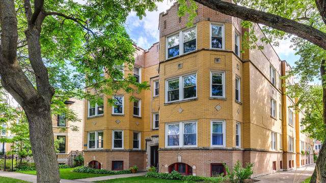 3237 N Oakley Avenue 1N, Chicago, IL 60618 (MLS #10490498) :: The Perotti Group | Compass Real Estate