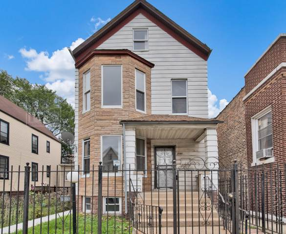 2336 S Kostner Avenue, Chicago, IL 60623 (MLS #10490516) :: Berkshire Hathaway HomeServices Snyder Real Estate