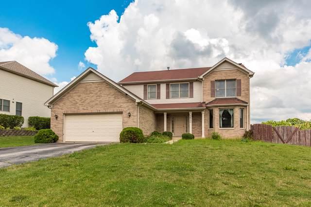 5640 Caribou Lane, Hoffman Estates, IL 60192 (MLS #10490535) :: Angela Walker Homes Real Estate Group