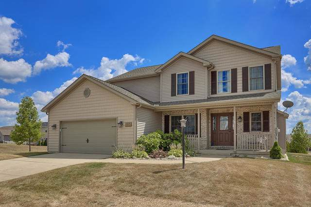 1625 Hunters Ridge, Mahomet, IL 61853 (MLS #10490556) :: Berkshire Hathaway HomeServices Snyder Real Estate
