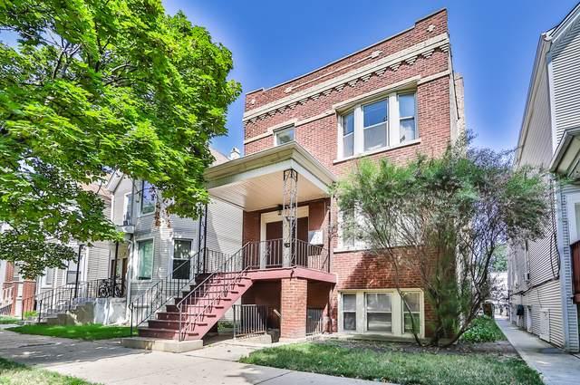 3231 N Ridgeway Avenue, Chicago, IL 60618 (MLS #10490569) :: Angela Walker Homes Real Estate Group