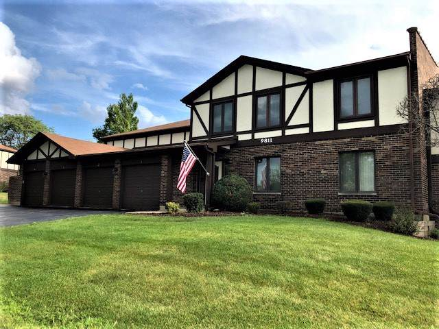 9811 W Creek Road 1E, Palos Park, IL 60464 (MLS #10490580) :: Berkshire Hathaway HomeServices Snyder Real Estate