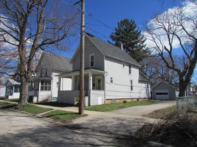 813 N Poplar Street, Waukegan, IL 60085 (MLS #10490583) :: Property Consultants Realty