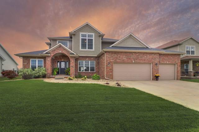 1813 Loblolly Drive, Normal, IL 61761 (MLS #10490590) :: Berkshire Hathaway HomeServices Snyder Real Estate