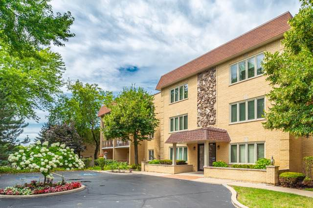 6050 W Eastwood Avenue #107, Chicago, IL 60630 (MLS #10490606) :: Property Consultants Realty
