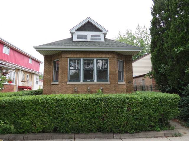 5813 S Albany Avenue, Chicago, IL 60629 (MLS #10490631) :: The Perotti Group | Compass Real Estate
