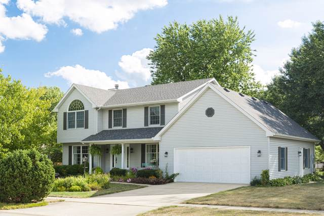 1005 Lake Pointe Lane, Mahomet, IL 61853 (MLS #10490633) :: Ani Real Estate
