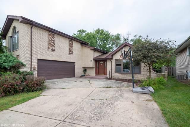 15606 Sierra Drive, Oak Forest, IL 60452 (MLS #10490674) :: Berkshire Hathaway HomeServices Snyder Real Estate