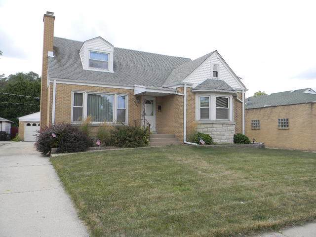 9038 Central Avenue, Morton Grove, IL 60053 (MLS #10490685) :: Angela Walker Homes Real Estate Group