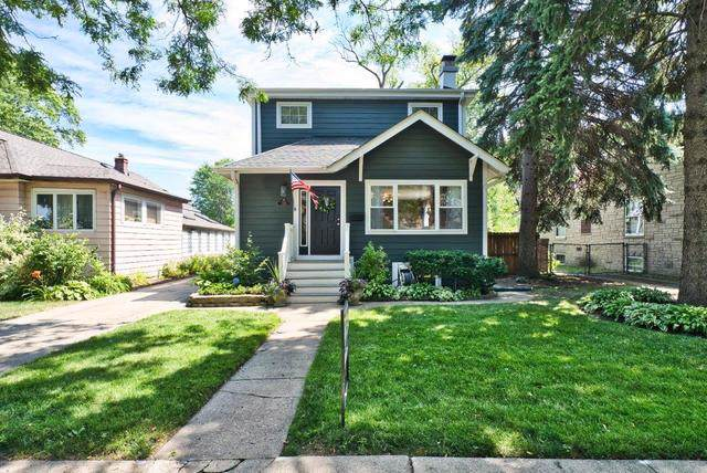 7151 N Oleander Avenue, Chicago, IL 60631 (MLS #10490706) :: The Perotti Group | Compass Real Estate