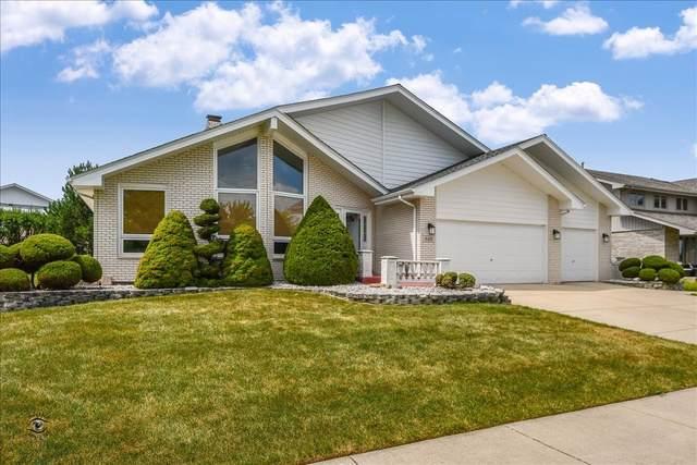 8418 Brookside Glen Drive, Tinley Park, IL 60487 (MLS #10490707) :: Berkshire Hathaway HomeServices Snyder Real Estate