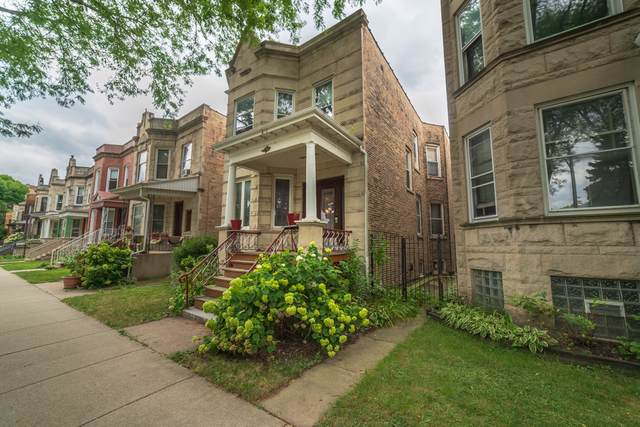 2726 N Albany Avenue, Chicago, IL 60647 (MLS #10490722) :: The Perotti Group | Compass Real Estate