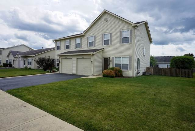2837 Oakmont Drive, Montgomery, IL 60538 (MLS #10490723) :: The Wexler Group at Keller Williams Preferred Realty