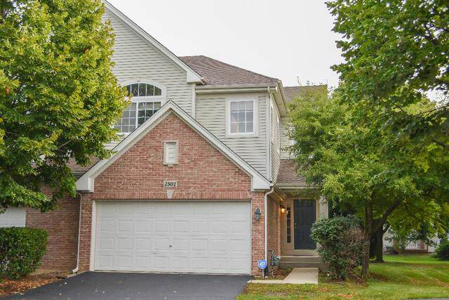 1901 Maureen Drive 29-6, Hoffman Estates, IL 60192 (MLS #10490729) :: Berkshire Hathaway HomeServices Snyder Real Estate