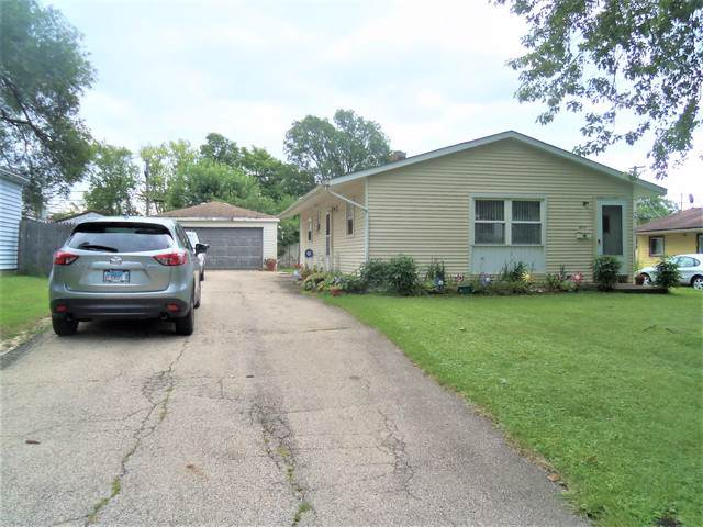 1009 Tacoma Street, Carpentersville, IL 60110 (MLS #10490731) :: The Wexler Group at Keller Williams Preferred Realty